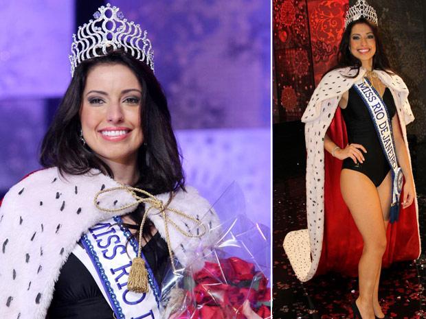 Mariana Figueiredo passou o aniversário concentrada para a disputa do Miss Brasil (Foto: Divulgação/Helmut Hossmann)