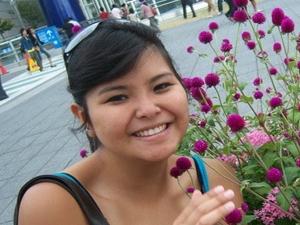 Louise Maeda (Foto: Arquivo pessoal)
