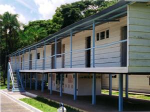 Prédio foi a primeira residência oficial de Juscelino Kubitschek em Brasília (Foto: Divulgação)