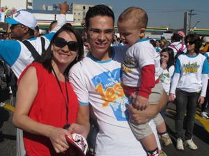 marcha família (Foto: Paulo Toledo Piza/G1)