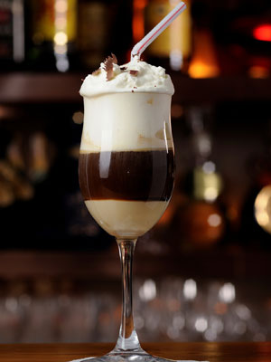 Irish Coffe, sugestão do restaurante A Bela Sintra (Foto: Divulgação)