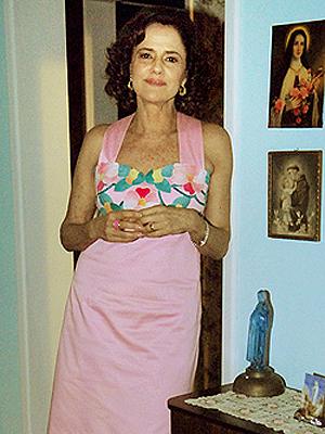 Marieta Severo como a personagem Nenê, de 'A grande família' (Foto: Divulgação/TV Globo)