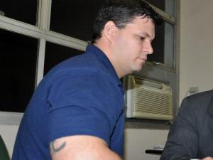 Candidato 'gordo' entra na Justiça para ser bombeiro (Foto: Ricardo Campos Jr/G1MS)