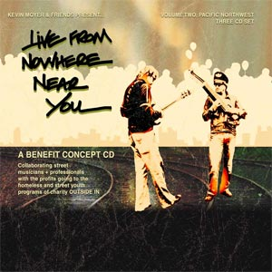 Capa de 'Live from nowhere near you: volume 2' (Foto: Reprodução)