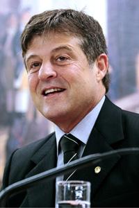 O deputado Mendes Ribeiro (PMDB-RS) (Foto: Agência Câmara)
