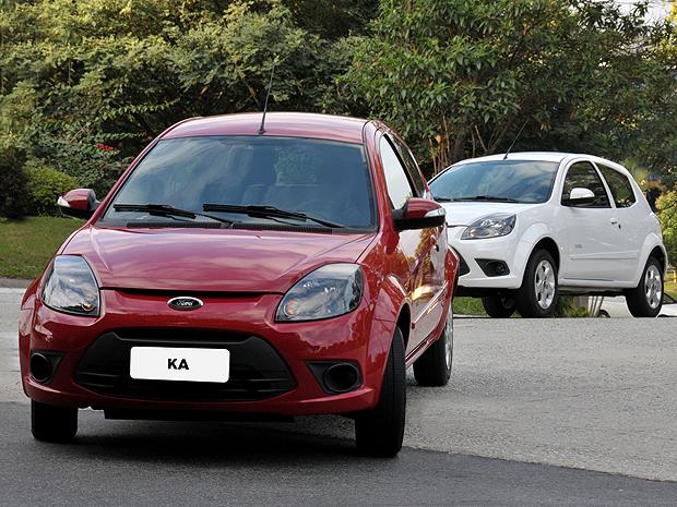 Ford Ka Foto Divulgacao