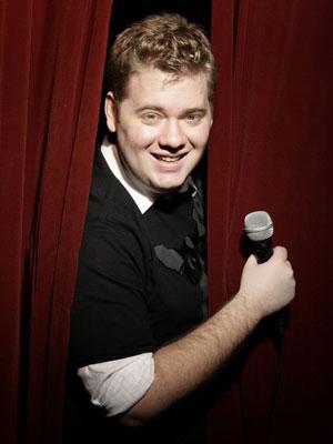 O comediante Ben Ludmer foi agredido por espectador durante show (Foto: Divulgação)