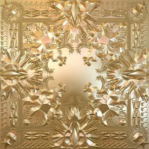Capa do novo álbum dos rappers Kanye West e Jay-Z (Foto: Divulgação)