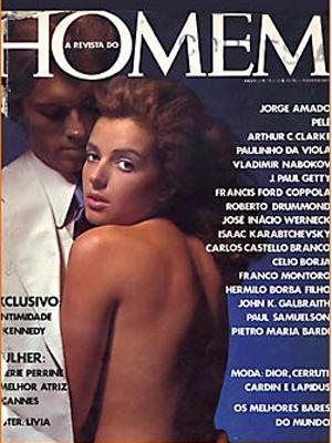 Revista Homem (Foto: Reprodução)
