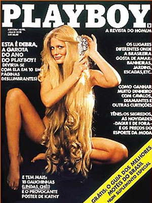 Revista Playboy de 1978 (Foto: Reprodução)