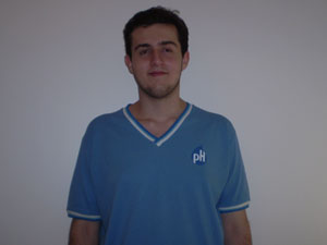Paulo Chehadi fará um Enem para entrar em medicina (Foto:  Arquivo  Pessoal)