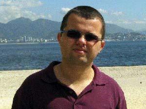Professor Raphael Pereira, curso Motivação (Foto: Arquivo   pessoal)