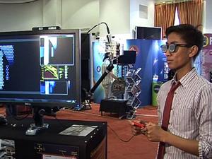 Óculos podem ajudar os cegos no futuro (Foto: BBC)