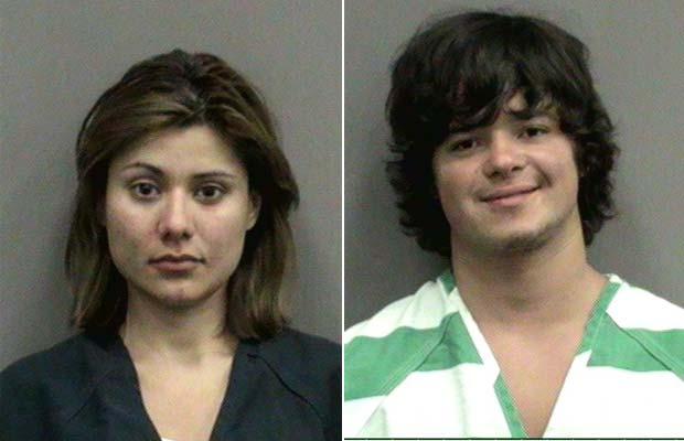 Filipe DeAndrade e Angela Jacqueline Gonzalez escolheu sacada para fazer sexo e foi preso. (Foto: Divulgação)