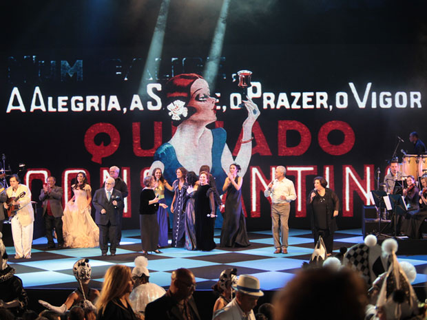 música prêmio (Foto: Gil Ferreira)