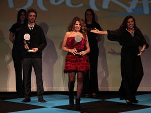 Elba Ramalho recebeu o prêmio de melhor cantora regional. (Foto: Gil Ferreira)