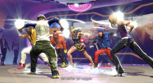 'The Black Eyed Peas Experience' é aposta da Ubisoft nos jogos musicais (Foto: Divulgação)