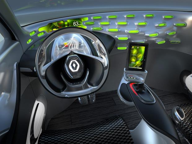 Renault Frendzy  traz novo conceito de design da marca francesa (Foto: Divulgação)