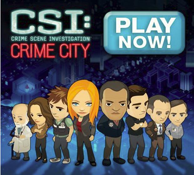 Versão de game social baseado em 'CSI' chega em português ao Brasil em agosto (Foto: Divulgação)