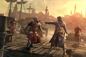 'Assassin's Creed: Revelations' terá legendas em português (Foto: Divulgação)