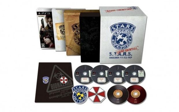 Edição de 15 anos de 'Resident Evil' (Foto: Divulgação)