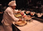 Requeijão pizza (Foto: Fabiano Correia/G1)
