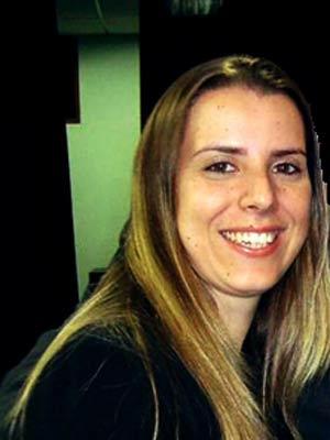 Vanessa Antunes Kuhlmann, que passou na segunda tentativa no exame da OAB (Foto: Arquivo pessoal)