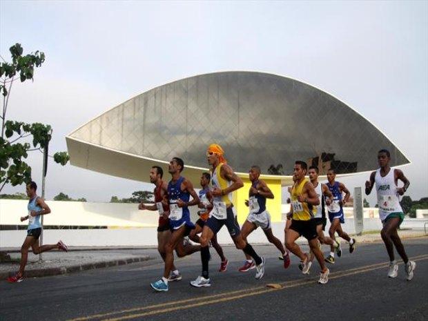 Meia Maratona de Curitiba (Foto: Divulgação/ Prefeitura de Curitiba)