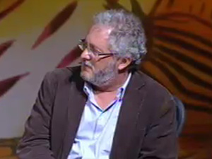 O escritor Héctor Abad (Foto: Reprodução)