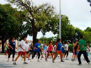 Técnicos serão os mesmo do projeto 'Academia na Comunidade'  (Foto: Secel Fortaleza / Divulgação)