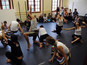 Fafi abre mais de 500 vagas para oficinas culturais em Vitória (Foto: Sérgio Cardoso/Divulgação PMV)