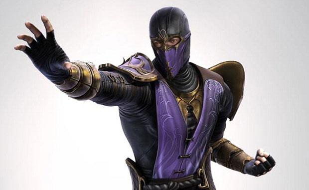 Ninja Rain é o terceiro lutador extra de 'Mortal Kombat' (Foto: Divulgação)