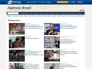 agência brasil (Foto: Reprodução/Agência Brasil)