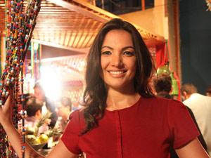 A apresentadora Patrícia Poeta (Foto: TV Globo/Blenda Gomes)