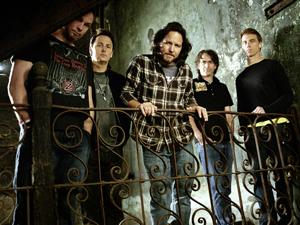 A banda Pearl Jam (Foto: Divulgação)
