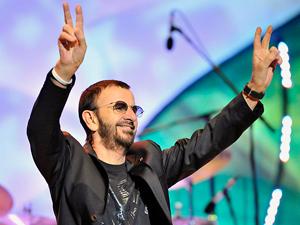 O baterista e cantor Ringo Starr, ex-Beatles (Foto: AP)