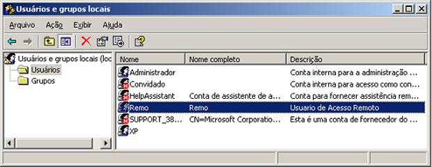 Conta de acesso Remo criada para permitir que criminosos controlem os PCs infectados pela internet (Foto: Reprodução/Kaspersky)