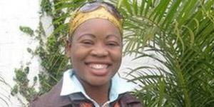 A participante Precious Kawainga (Foto: BBC)