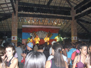 Festival de Itaúnas reuniu 15 mil pessoas em 2010 (Foto: Divulgação )