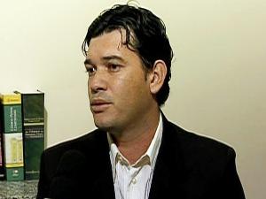 Hugleice da Silva, cunhado de Marielly (Foto: Reprodução/TV Morena)