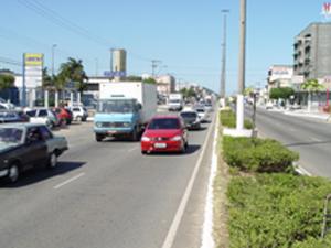 Carlos Lindenberg será interditada para obras (Foto: PMVV/Divulgação)