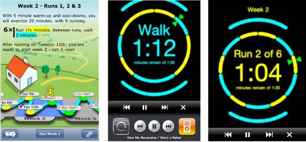 Aplicativo orienta o usuário como realizar os exercícios (Foto: Reprodução)