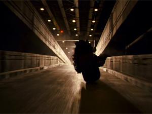 Cena do teaser de 'Dark Knight rises' (Foto: Reprodução/Divulgação)