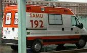 Moradores de Sarandi sem o SAMU (Reprodução RPCTV)