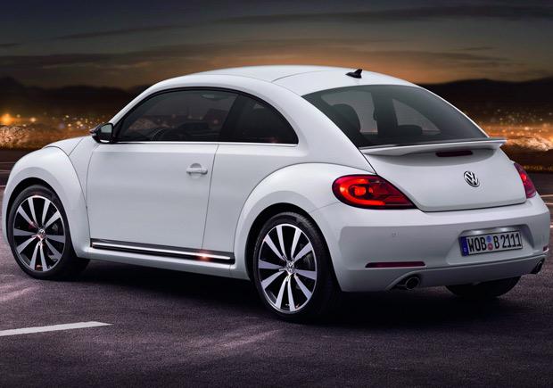 New Beetle  tem agora versão turbo (Foto: Divulgação)