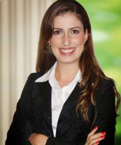 A economista Patrícia fonseca, especialista em neuroeconomia (Foto: Divulgação)