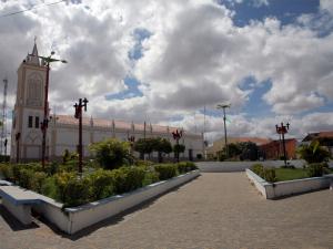 Independência é o 9° município no Ceará a adotar toque de recolher (Foto: Agência Diário/Manoel Lima)