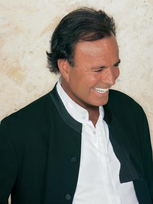 O cantor Julio Iglesias (Foto: Divulgação)