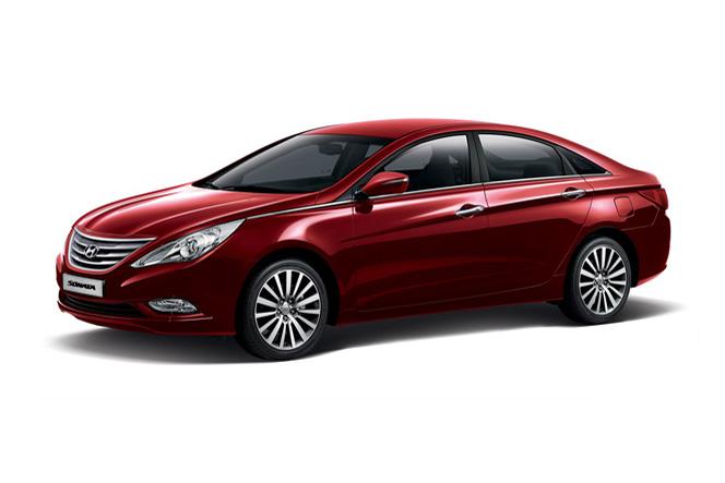 Auto Esporte Hyundai Sonata 2012 Recebe Modifica 231 245 Es Na