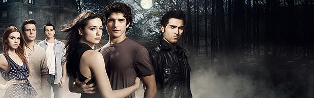Elenco de 'Teen wolf': seriado foi renovado para uma 2ª temporada um mês depois de sua estreia (Foto: Divulgação)